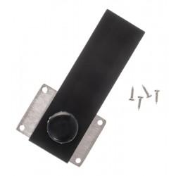 Beensteun opvouwbaar met aluminium verbindingsstuk