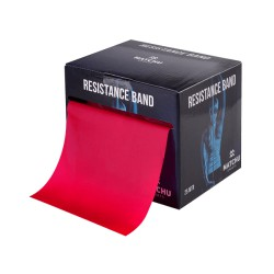 Weerstandsband rood 25 mtr