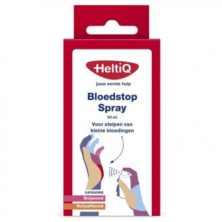 Bloedstop spray HeltiQ 50 ml